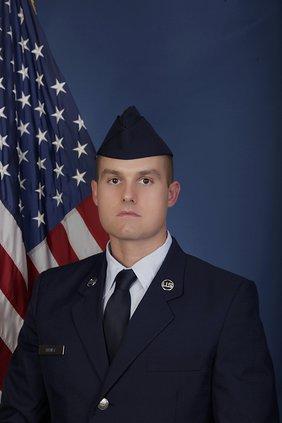 Airman 1st Class John D. Haney