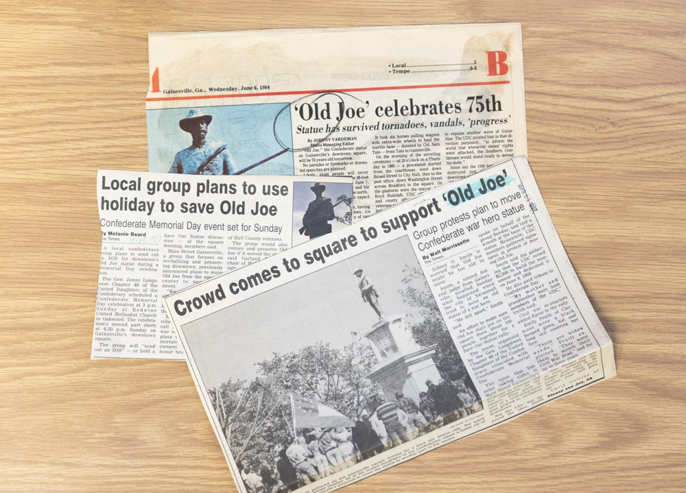 Old Joe's history as complicated as current debate