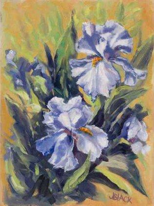 Judy Black-plein air