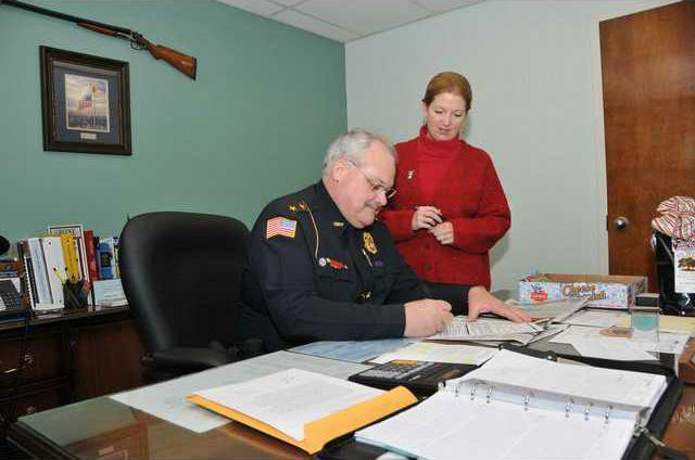 Hooper ends 32-year career with Gainesville Police