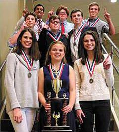 Lakeview region literary champion