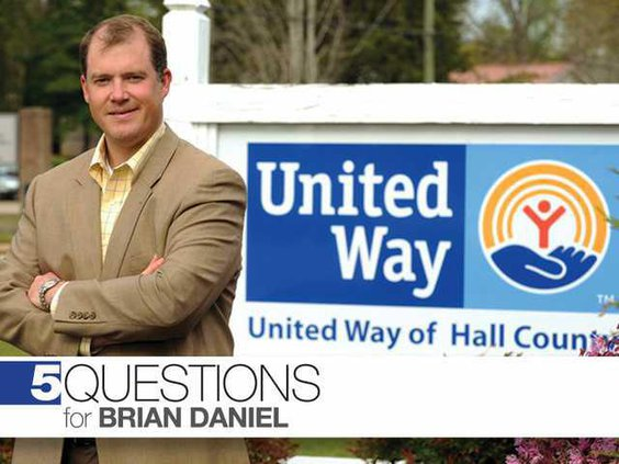 5 Questions for Brian Daniel - Gainesville Times
