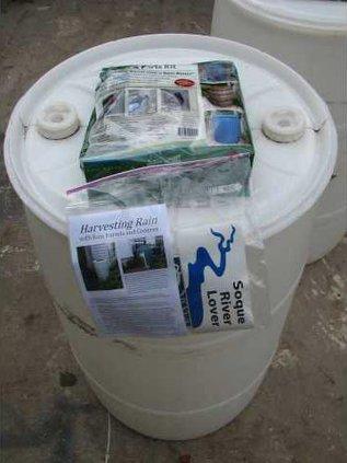 0510 LIFE rain barrel