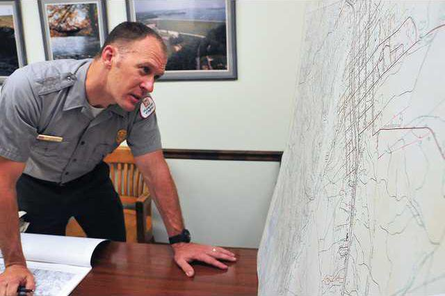 Landmarks beneath Lake Laniers waters revealed in recently