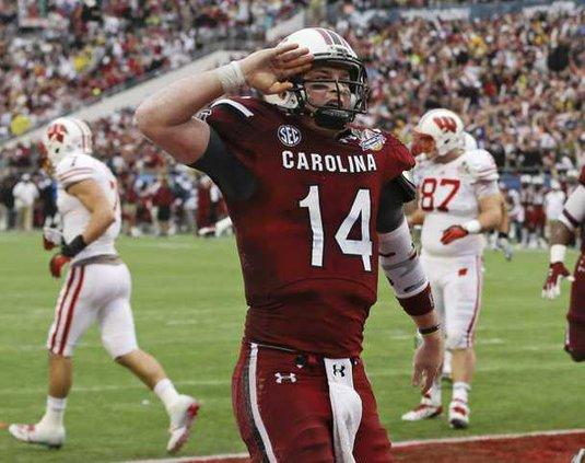 Capital One Bowl Foot Hoop 1