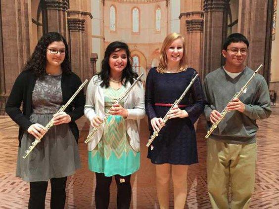 Flute-Quartet-High-Museum