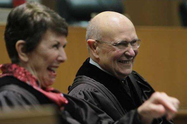 GA Chief Justice Albe