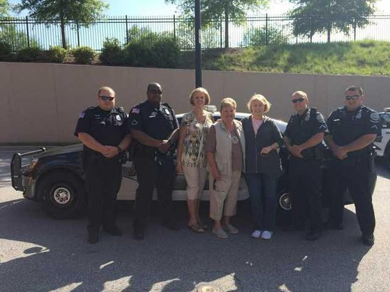 Gainesville Newcomers and Gainesville Police