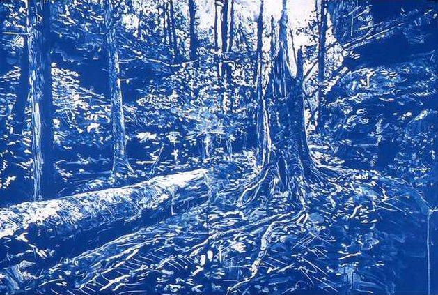 0308PRINTS BROKEN TREE69