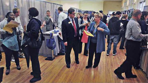 Chamber hosting job fair today at Gainesville Civic Center