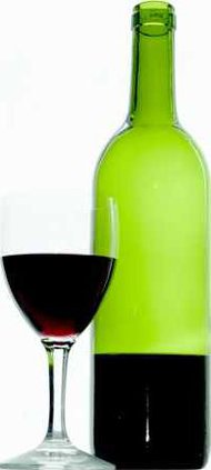 0505GO WINE GLASS BOTTLE