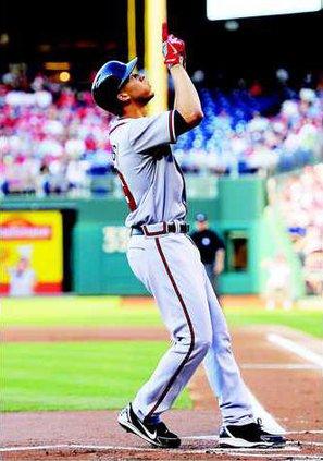 Braves Phillies Baseb Hoop 1