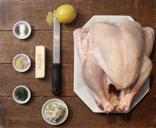 FOOD THANKSGIVING-TURKEY 5 DE