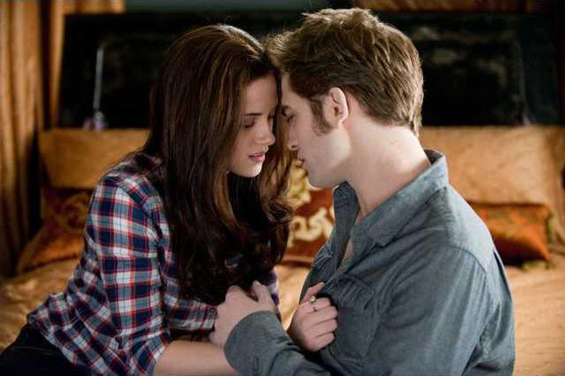 Film Review Twilight  boae