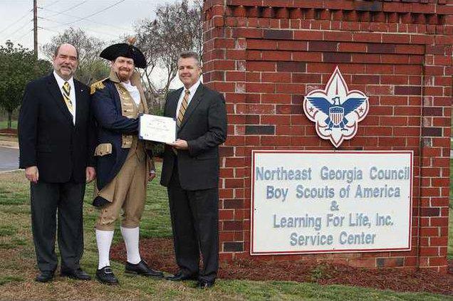 GOOD NEWS BSA-Flag-Certificate