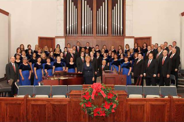 sugar hill lds choir christmas 2009