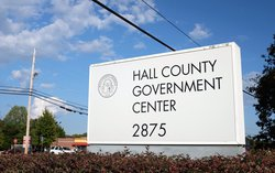 Hall County Government Center