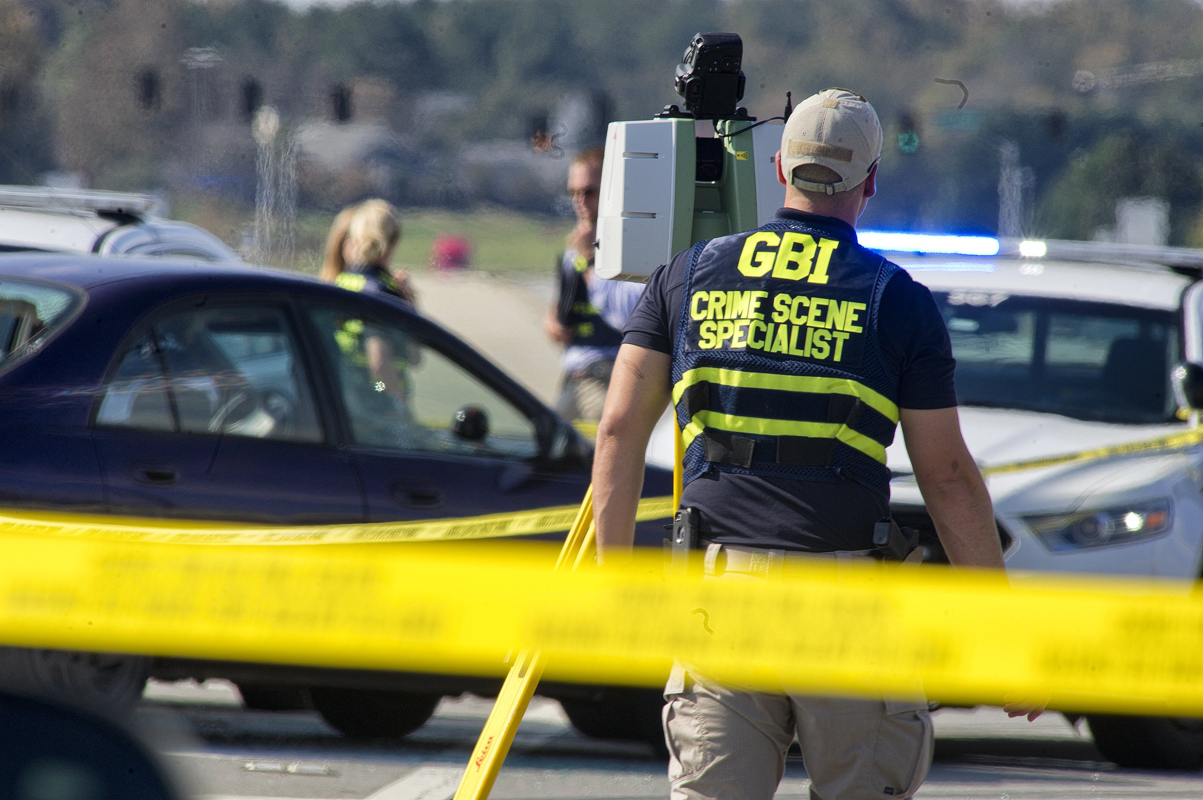 Gwinnett police involved in shooting, chase that ended in