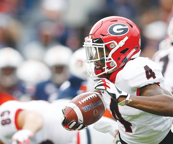 Georgia vs. Auburn