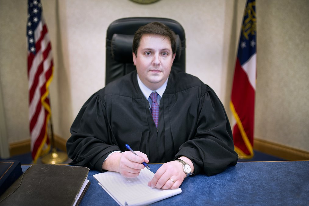 Judges have faith in Bearden as Superior Court's newest