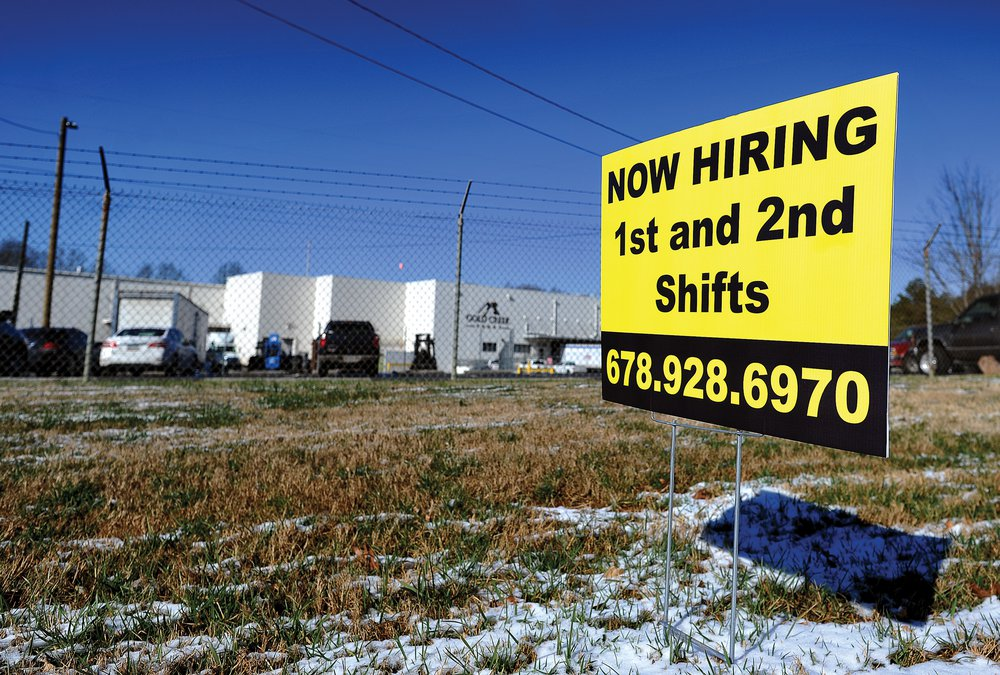Editorial: It's a rebounding job market this Labor Day, at