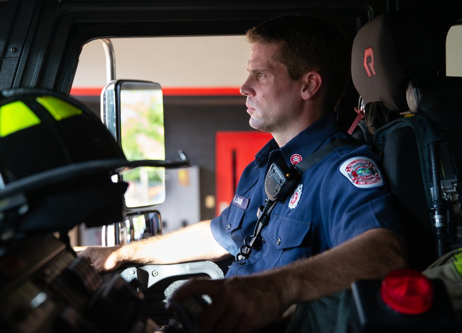 24 hours inside Flowery Branch's Fire Station 5