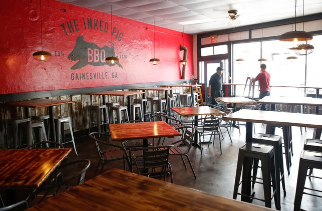How The Inked Pig Creates A New Take On Barbecue