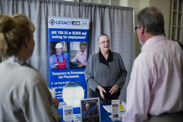 Annual job fair attracts 70-plus employers looking for new