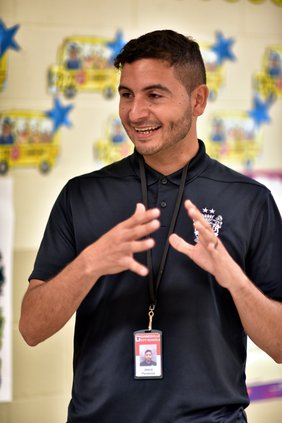 From mentee to mentor: A snapshot of how Gainesville Schools
