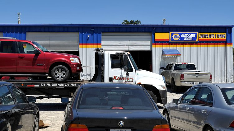 Car Inspection College Station >> New Inspection Station Will Help Get Salvaged Vehicles Back
