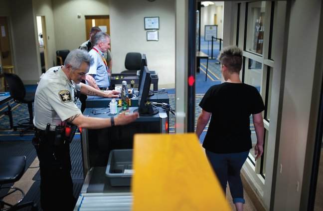 Ask The Times: Why can Hall County Courthouse employees