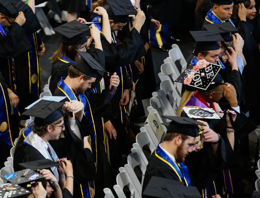 Photos: University of North Georgia Commencement Ceremony