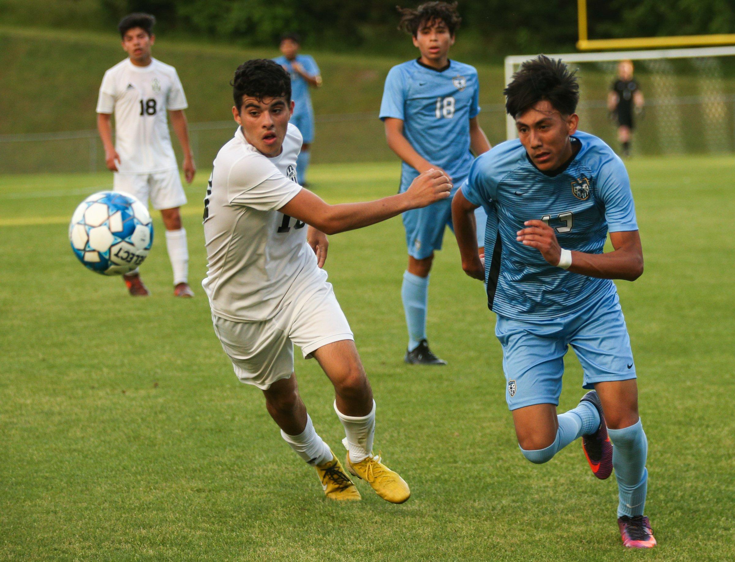 High school soccer: Johnson seniors shine in 5A