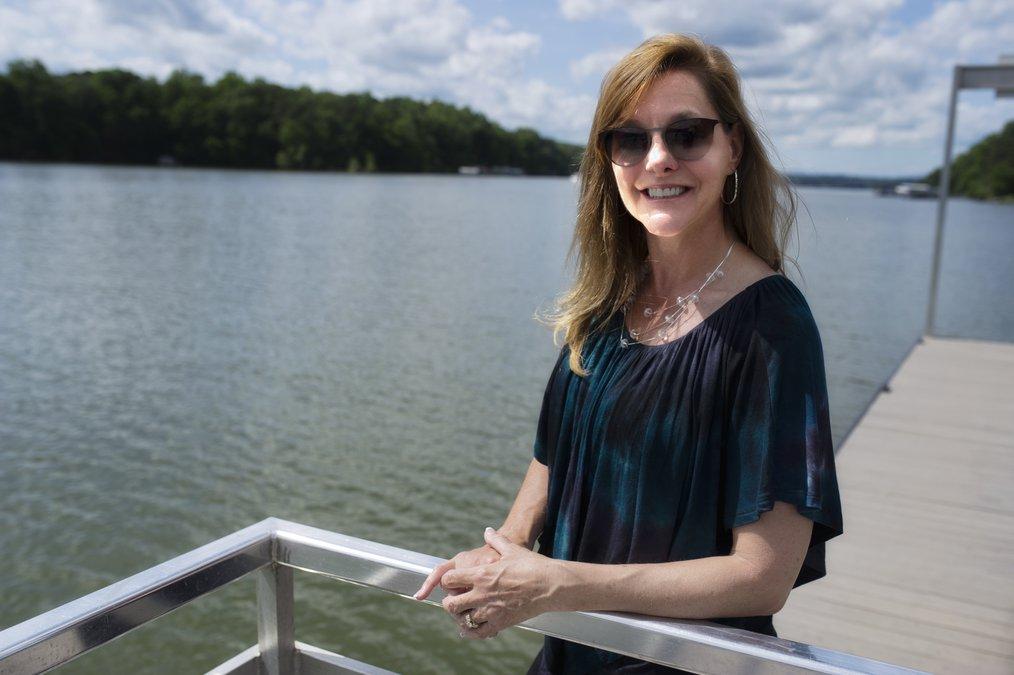 Joanna Cloud reflects on Lake Lanier Association tenure