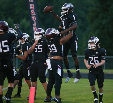 Chestatee, North Hall high schools prepare for annual