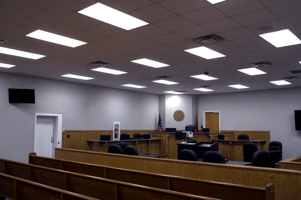 Finally, these Hall County judges no longer have to share