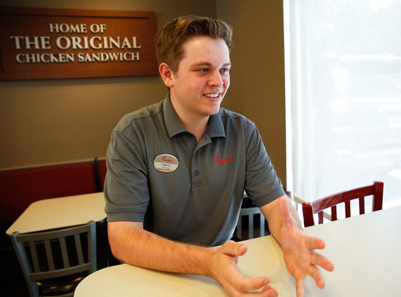How this Flowery Branch Chick-fil-A worker saved a choking