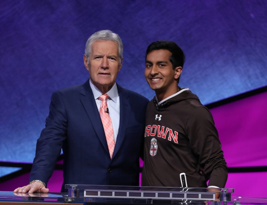 Lakeview alum pulls off second 'Jeopardy!' college tournament win