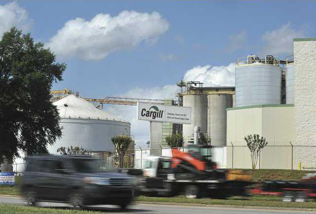 50 jobs to be cut as Cargill closes part of Gainesville