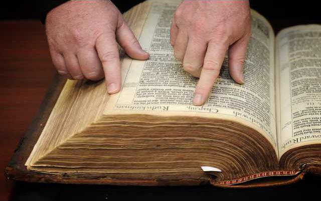 RELIG BIBLE 1 BZ