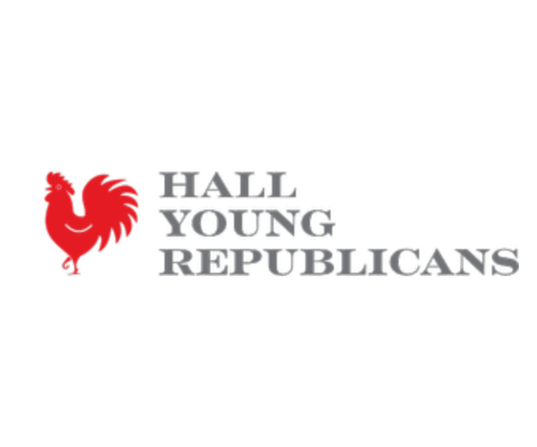 Hall Young Republicans logo