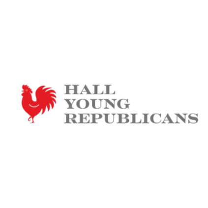 Hall Young Republicans logo