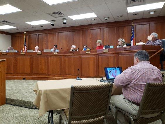 Oakwood City Council